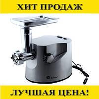 Мясорубка металлическая Domotec MS-2021 3000Вт