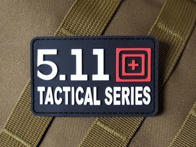 Патч 5.11 Tactical series