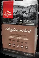 Orijen Regional Red Cat 1,8кг  беззерновой  корм для  кошек и котят