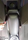 Подлокотник Armcik S1 со сдвижной крышкой для Alfa Romeo 147 2000-2010, фото 6