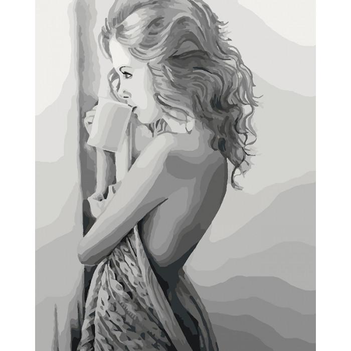 Картина по номерам На одинці з мріями КНО4545 40x50см Идейка