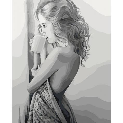Картина по номерам На одинці з мріями КНО4545 40x50см Идейка, фото 2