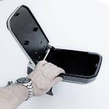 Подлокотник Armcik S4 со сдвижной крышкой и регулируемым наклоном для Alfa Romeo 147 2000-2010, фото 7