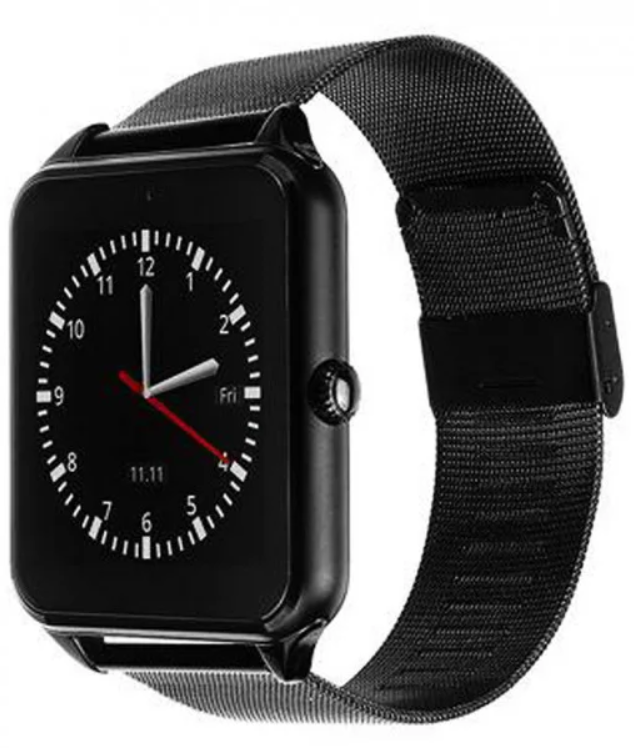 Часы Smart Watch J05 Black Гарантия 1 месяц