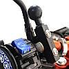 Шарнирное крепление AGS U1533B на руль, фото 3