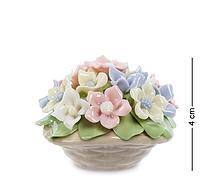 """Композиция """"Горшочек с цветами"""" Pavone 4 см"""