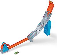 Оригинальный детский трек гараж чемпион холм подъема Хот Вилс Hot Wheels Hill Climb Track Set GBF83