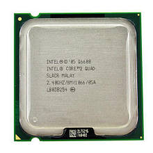Процессор Intel Core 2 Quad Q6600, 4 ядра 2.4ГГц, LGA 775