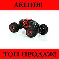 Машинка-перевертыш Leopard вездеход (Красная)!Хит цена