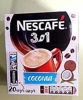 Кавовий напій Nescafe Coconut mix 3 в 1 20 стіків