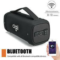 Портативная Bluetooth колонка Cigii F52, компактная беспроводная колонка