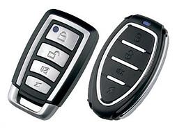 Автосигнализация с выкидным ключем и сиреной Tiger Simple