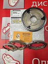 Синхронизатор КПП 1-2 передачи Renault Master 3 (Original 326049728R)