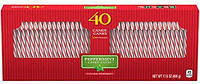 Трости Brach's Candy Canes Peppermint 40s 567 g