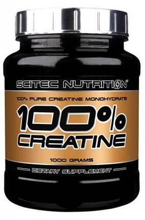 Креатин Scitec Nutrition 100% Creatine 1000 г, фото 2