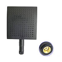 Направленная антенна 2.4 Ghz 12 dBi для WiFi камер, роутеров, FPV квадрокоптеров ICCP P4PM