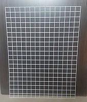 Сітка торгова навісна розмір 750х1000 товщина дроту 3,5 мм, фото 1