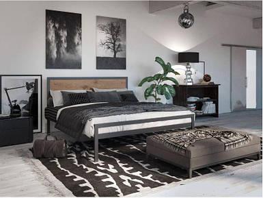 Кровать двуспальная Герар тм Tenero