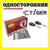 Односторонняя автомобильная сигнализация с брелками Автосигнализация 2020 Tiger Amulet NEW 868 MHZ без сирены
