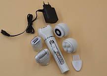 Женский аккумуляторный эпилятор для тела  Gemei GM 3072 (Реплика), фото 2