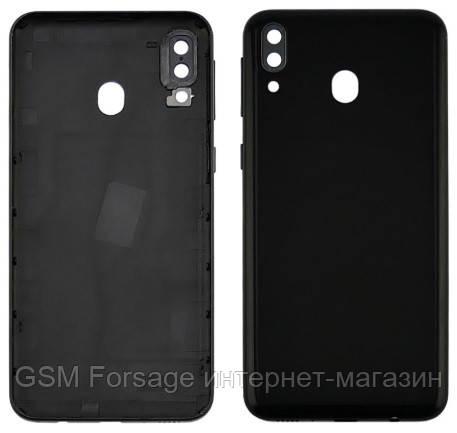 Задняя часть корпуса Samsung Galaxy M20 2019 SM-M205 Black