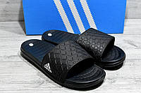 Мужские шлёпанцы, сланцы Adidas. Размер 41-45