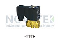 Соленоидный клапан 2/2 2W03006 24V DC AirTAC, фото 1