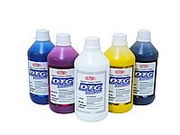 Текстильные чернила DuPont™ Artistri® P5000+ CMYK+White по 500 мл