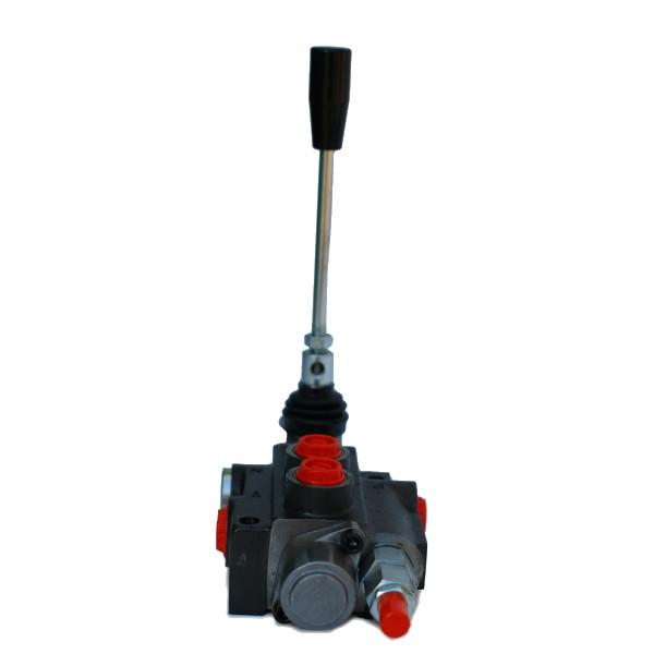 Гидрораспределитель Р40 1 секционный 40-50 л/мин (С плавающим положением и автовозвратом)