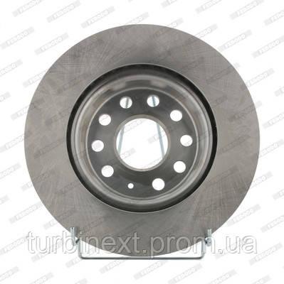 Тормозной диск передний SEAT ALTEA XL 10/06- LEON 05/05- FERODO DDF1223