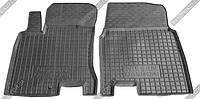 Полиуретановые коврики в салон Nissan Qashqai 2007-2013, 2шт. (Avto-Gumm)
