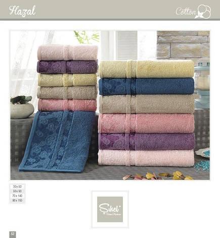 Набор полотенец Sikel Vip Cotton 70х140 6шт, фото 2