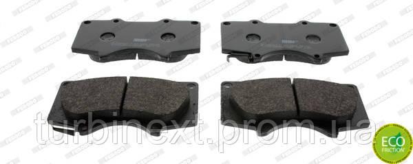 Гальмівні колодки дискові передні LEXUS GX470 4X4 02 - FERODO FDB1698