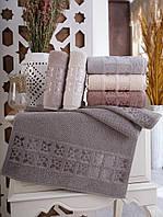 Набор полотенец Sikel Cotton Jacquard twoel 70х140 6шт