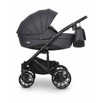 Детская универсальная коляска 3 в 1 Riko Sigma 01 Antracite