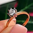 Золотое кольцо с жемчугом 1513, фото 8