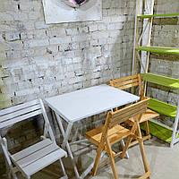 Стол прямоугольный кухонный раскладной