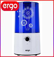 Увлажнитель воздуха ERGO HU-1820 Ультразвуковой увлажнитель с большим объемом на 2.2 литра