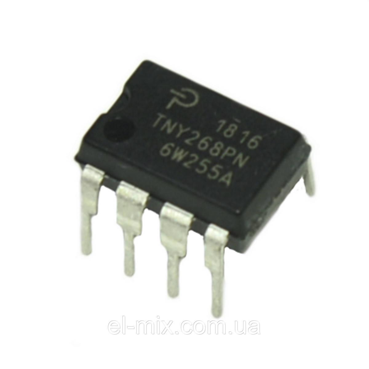 Микросхема TNY268PN  dip7  PI/China