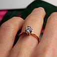 Золотое кольцо с жемчугом 1513, фото 3