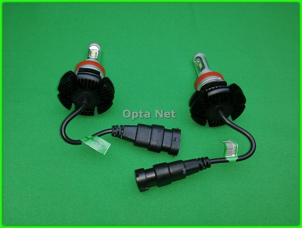 Светодиодные LED ламп для автомобиля X3 H11