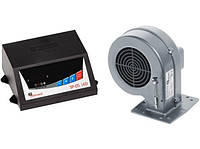 Автоматика (программатор) KG Elektronik SP-05 LCD для твердотопливного котла
