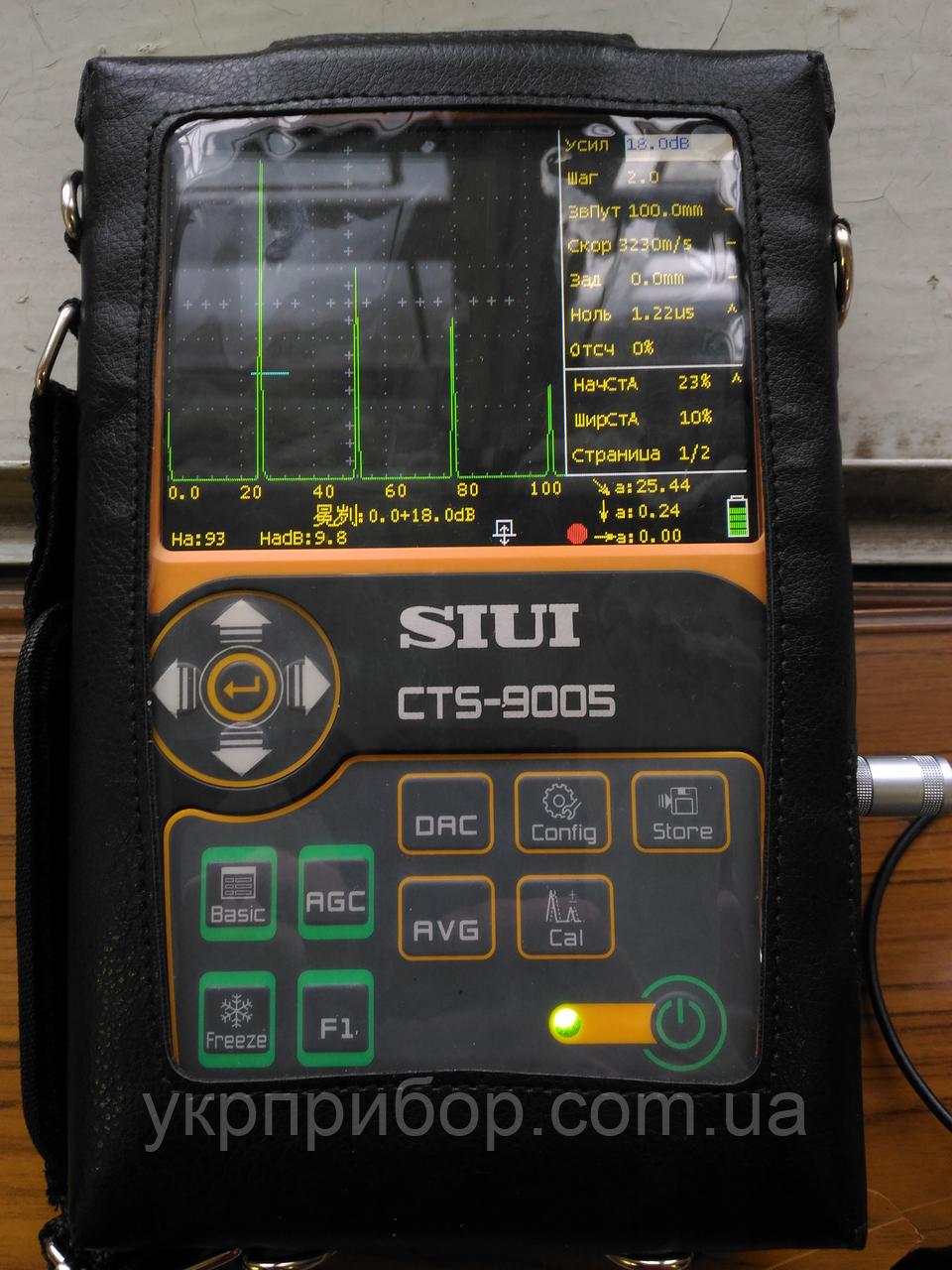 Ультразвуковой дефектоскоп SIUI CTS-9005