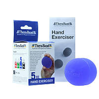 М'яч тренажер для розробки кисті Thera-Band XL синій T 52