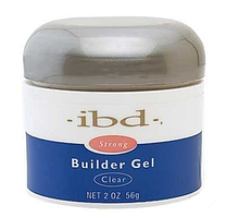Моделюючий гель для нігтів IBD Builder Gel Clear 56 мл