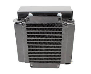 Воздушный теплообменник  - 12/24 Вольт (20-130 л/мин), фото 2