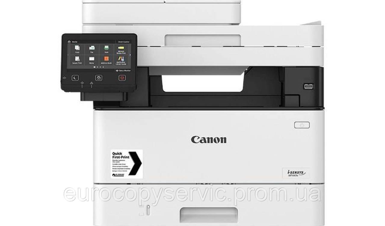 БФП А4 ч/б Canon i-SENSYS MF445dw з Wi-Fi, 3514C027