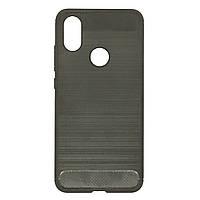 Чехол Hoco Carbon TPU для Xiaomi Mi A2 / Mi 6X black