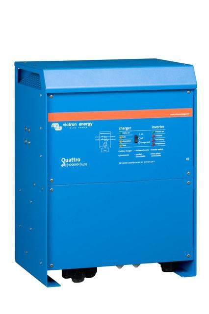 Перетворювач напруги Quattro 48/10000/140-100/100 (10 кВт/ 48 В)