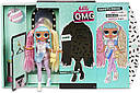 Кукла L.O.L. Surprise! O.M.G. Candylicious Fashion Doll with 20 Surprises Леди Бон Бон ОМГ 2-я волна, фото 3